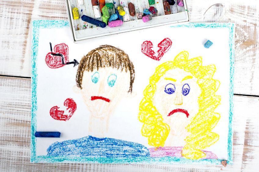 Escuela divorciad@s/ CÓMO FINALIZAR LA RELACIÓN CON TU PAREJA PARA NO DAÑAR A TUS HIJOS